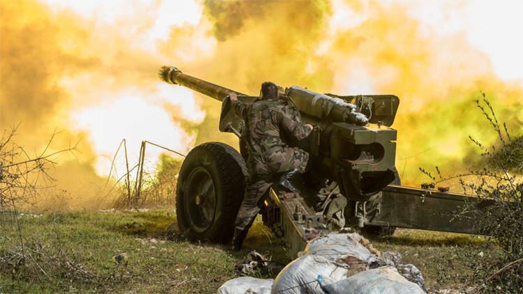 """Los que desean un cambio de régimen en Siria """"están cerca del final del juego"""""""