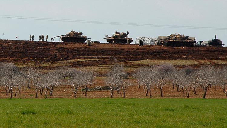 """""""Turquía pone a prueba su alianza  EE.UU. con sus ataques contra los kurdos en Siria"""""""