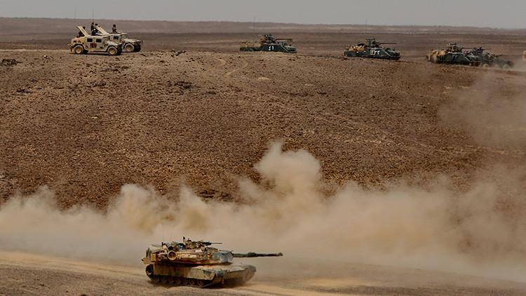 20 países de Oriente y Asia lanzan ejercicios militares en Arabia Saudita