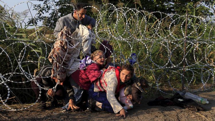 El problema de los refugiados deja en soledad a Angela Merkel