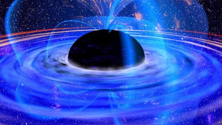 Detectan el sitio donde se originaron las ondas gravitacionales reveladas por el proyecto LIGO