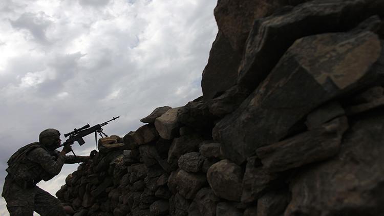 Francotirador británico asesina a uno de los principales verdugos del Estado Islámico