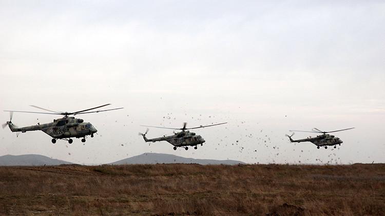 Siempre en alerta: Más de 1.500 militares rusos inician maniobras tácticas en Siberia