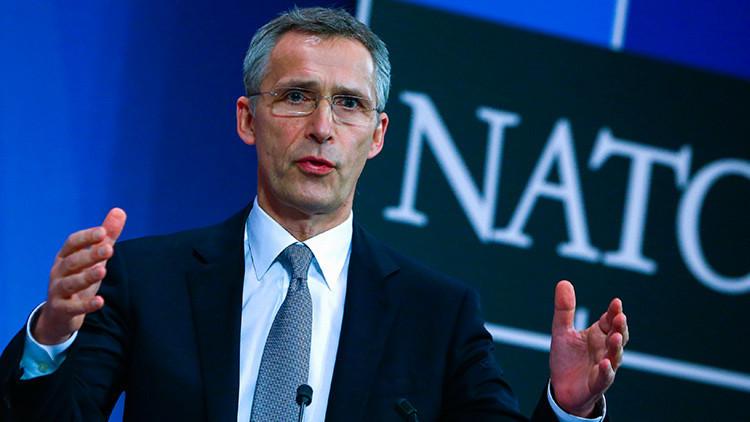 """Secretario general de la OTAN: """"No podemos resolver los conflictos internacionales sin Rusia"""""""