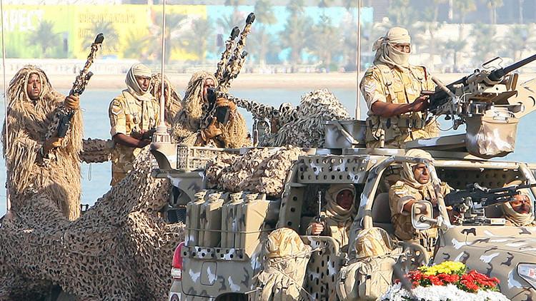 Catar, dispuesto a apoyar a Arabia Saudita en un operativo terrestre en Siria
