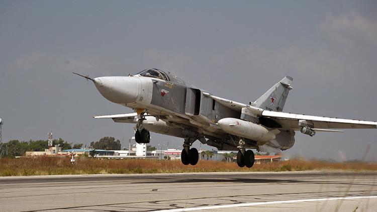 Rusia atacará al Estado Islámico incluso si se acuerda el cese al fuego en Siria