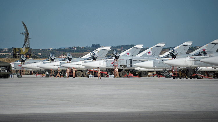 """Rusia: Hemos desplegado nuestros aviones en Siria al no poder tolerar """"la falta de acción"""""""
