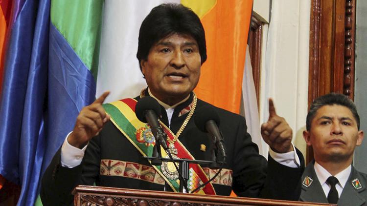 El Gobierno boliviano demandará a Infobae por calumniar a Evo Morales