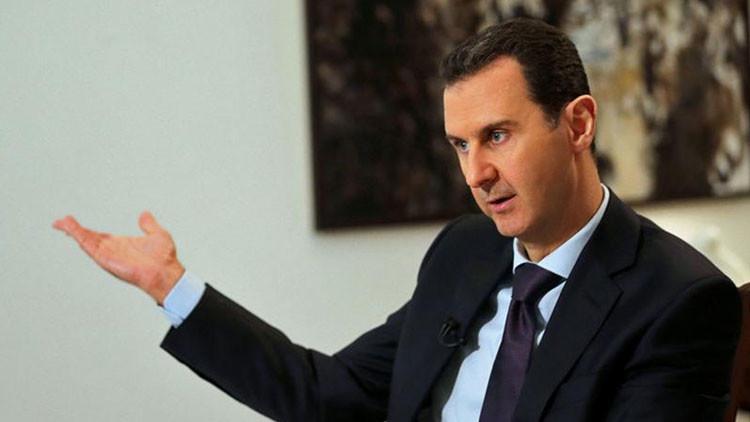 """Bashar al Assad: """"Ankara y Riad son solo portavoces de sus patrones"""""""
