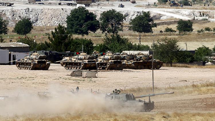 """""""EE.UU. debe dejar de apoyar a quienes están en el bando equivocado en Siria"""""""