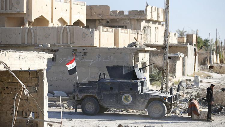 Hallan decenas de cadáveres en una fosa común en la ciudad iraquí de Ramadi