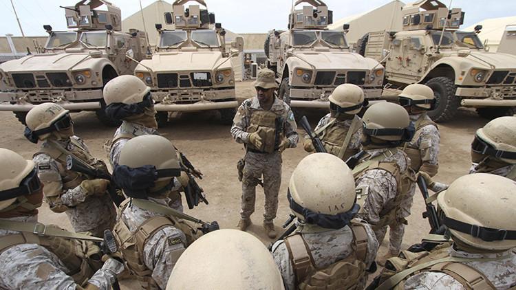 Calentando motores: Arabia Saudita empieza los preparativos para invadir Siria