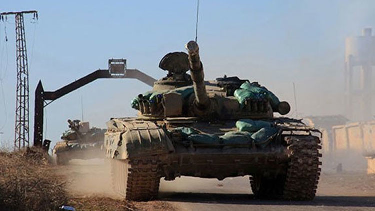'Cacería de ratas': impactante destrucción de terroristas con misiles guiados en Siria (Video)