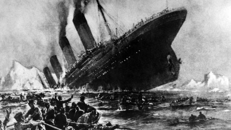 El naufragio del Titanic se comenzó a fraguar en el año 1850