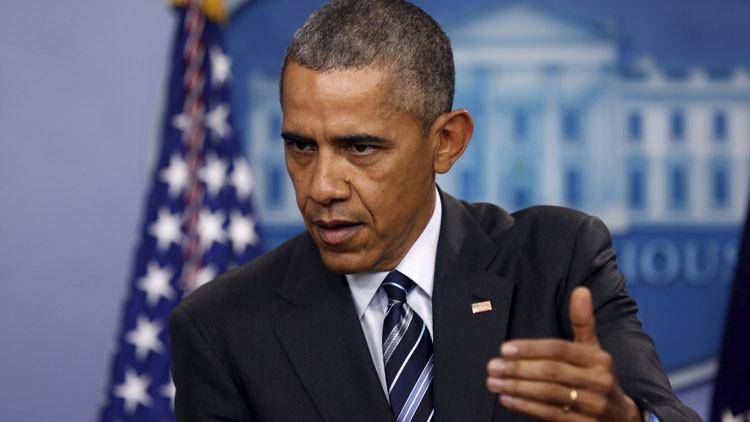 """Obama: """"No es una competición entre Putin y yo"""""""