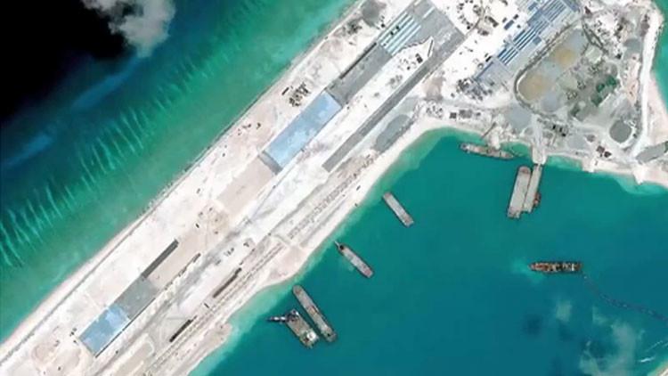 Pekín instala misiles antiaéreos en el archipiélago en disputa en el mar de la China Meridional
