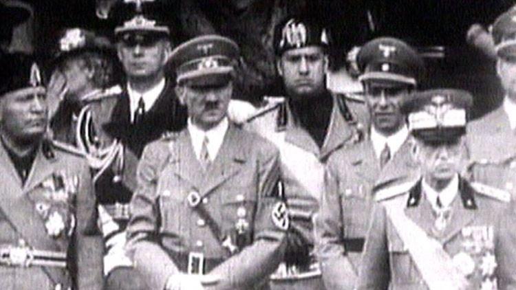 Italia desclasifica miles de documentos sobre los crímenes de guerra nazis