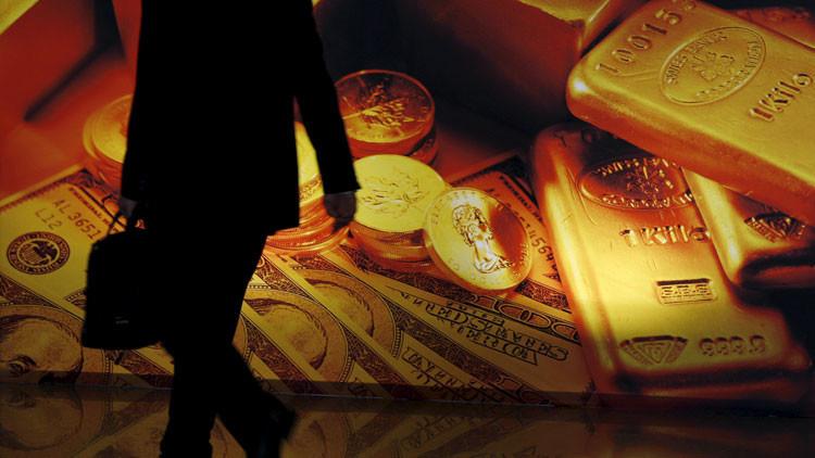 Fuera criptodivisas y billetes: el oro tiene que volver a ser la principal moneda del mundo