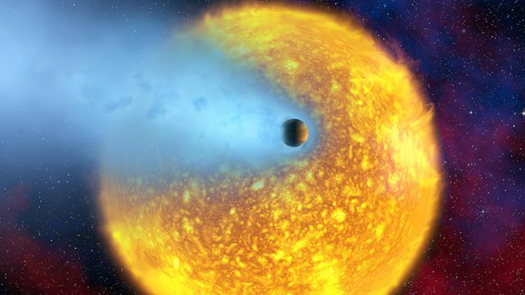 Astrónomos detectan cinco 'Jupíteres calientes' en el cielo del sur