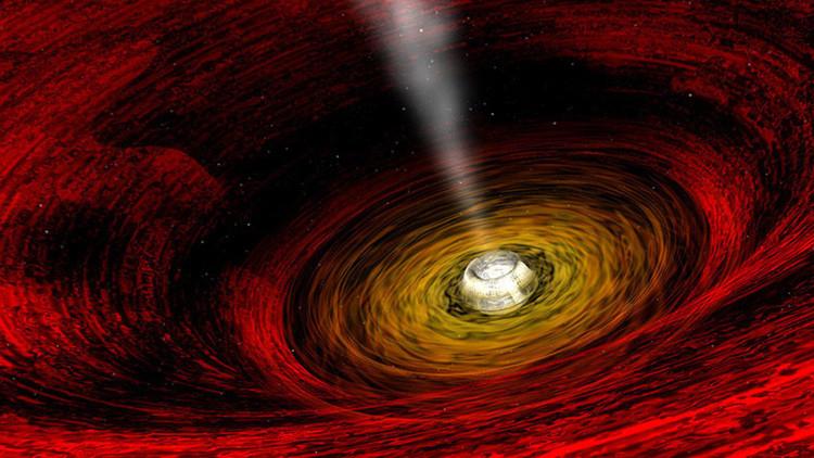 ¿Qué pasaría si la Tierra cayera en un agujero negro? Científico ofrece 3 posibles escenarios