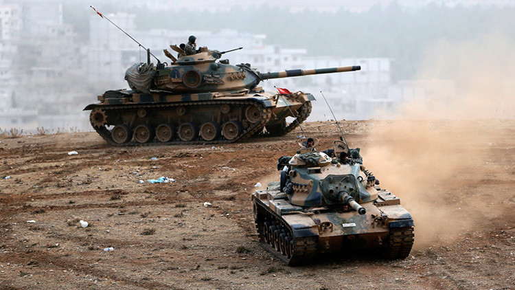 """Erdogan: """"No dejaremos de bombardear a los kurdos sirios"""""""