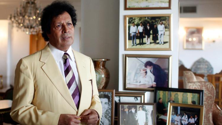 """El primo de Gaddafi a RT: """"Cada día siguen 'matando' a Libia"""""""