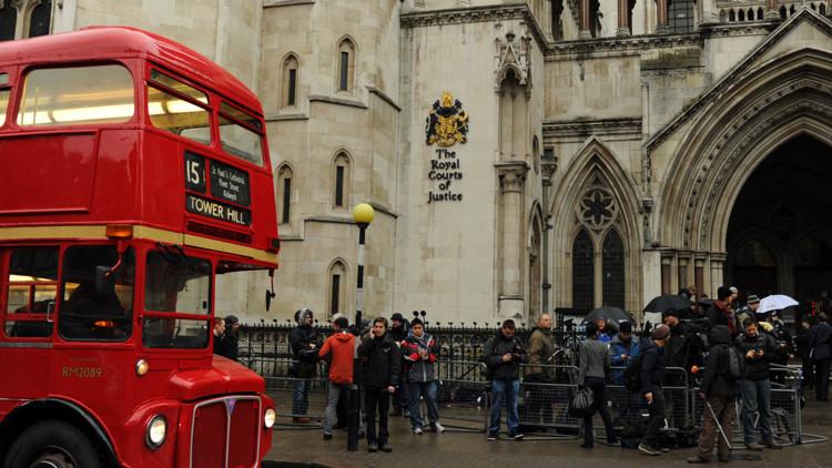 Rusia reclama a Ucrania ante un tribunal de Londres una multimillonaria deuda