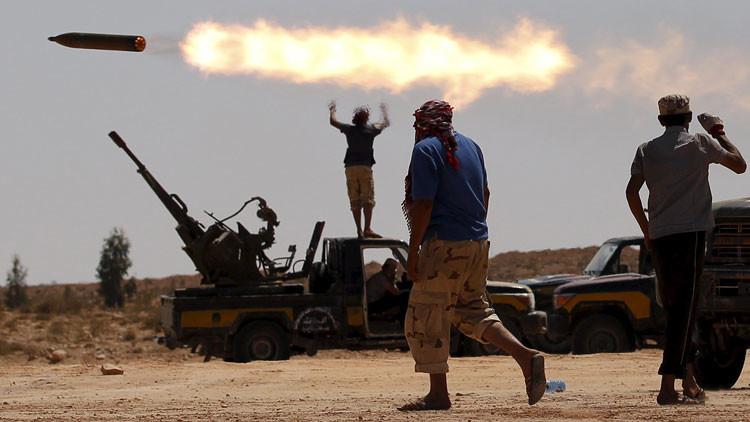 """""""5 años horribles"""": aniversario de la sangrienta revolución libia respaldada por Occidente"""