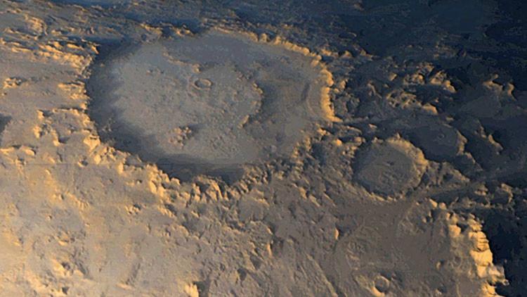 Lagos milenarios y lava: científicos revelan dónde pudo haber nacido la vida en Marte