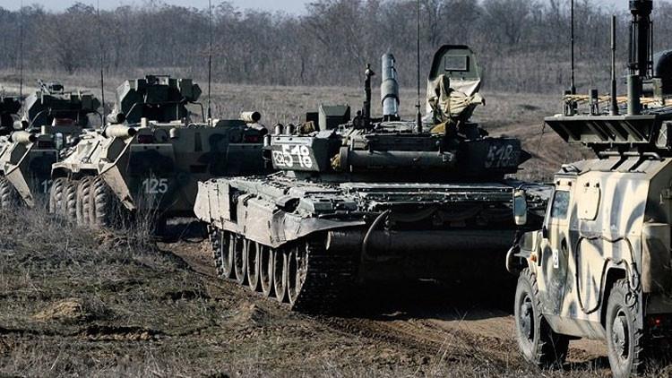 """Más con 12 veces menos: """"La OTAN y EE.UU. ya están detrás de Rusia en diversos armamentos"""""""