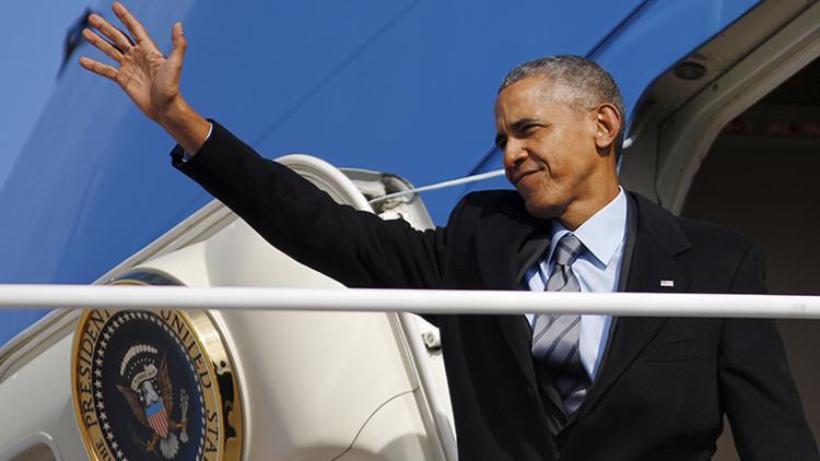 Alerta en EE.UU.: Arabia Saudita se mete en el avión de Obama