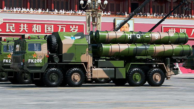 ¿De qué es capaz el sistema de defensa aérea instalado por Pekín en el mar de la China Meridional?