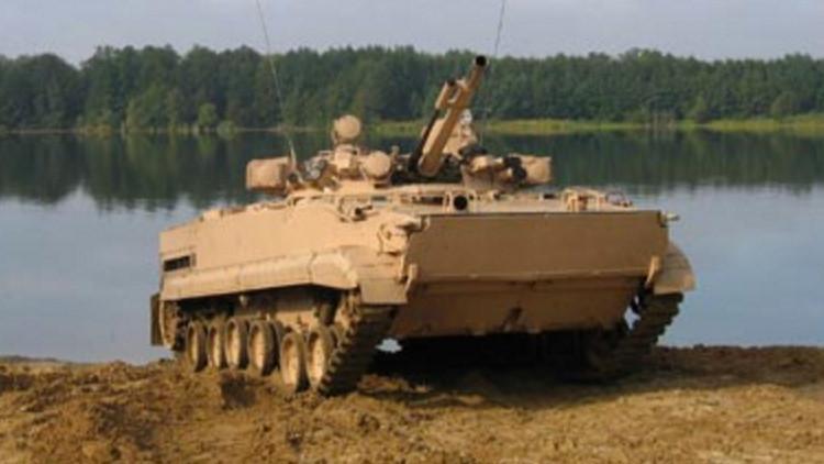 Así se protegen de los misiles enemigos los tanques de fabricación rusa en Siria (video)