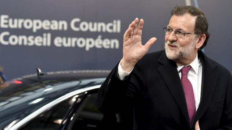 Rajoy revela que habrá elecciones anticipadas en España y Sánchez estalla