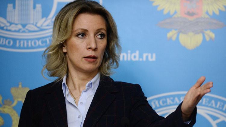 """""""¿Están bromeando?"""": Moscú reacciona a las alegaciones de Ankara, que la comparan con el EI"""