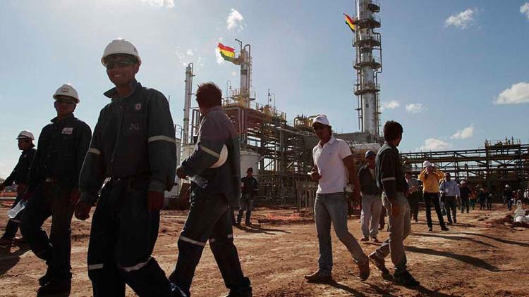 Gazprom convertirá a Bolivia en el corazón energético de América Latina