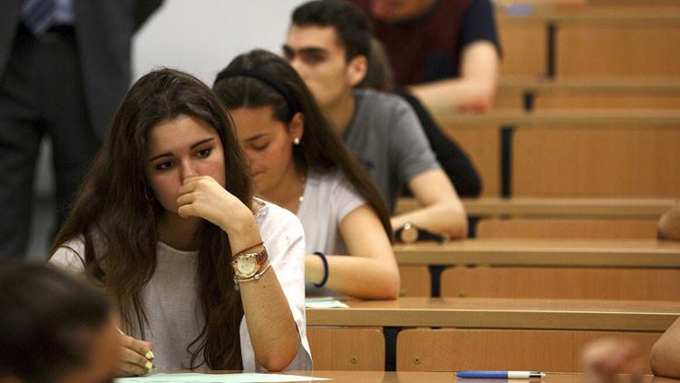 Científicos explican de qué depende el éxito en un examen
