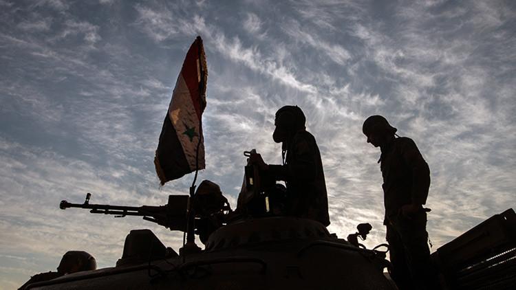 El EI se queda sin abastecimiento: la milicia siria corta las rutas de suministro para yihadistas