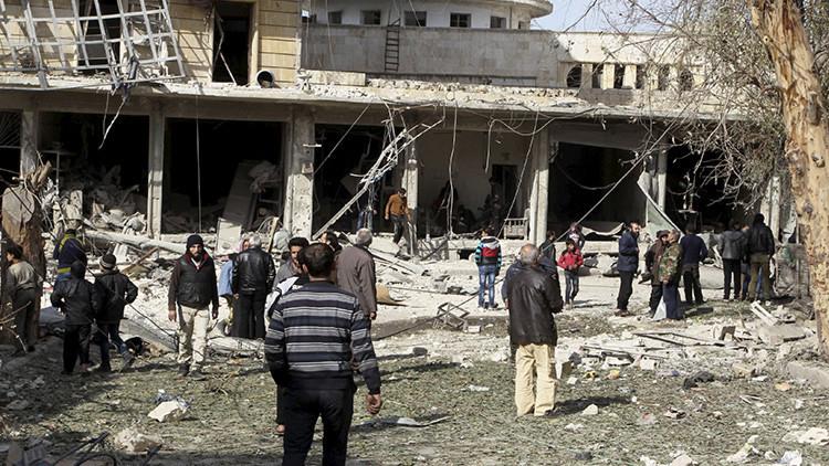 """Vicario apostólico de Alepo: """"El operativo ruso en Siria es nuestra salvación"""""""