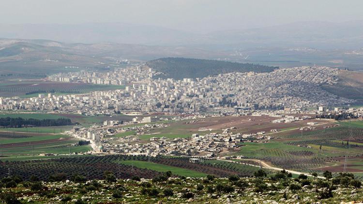 Turquía bombardea una ciudad kurda en Siria