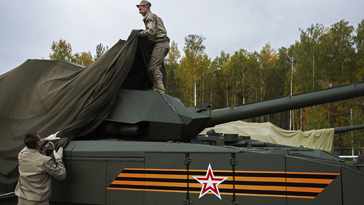"""Alemania planea desarrollar un nuevo tanque """"letal"""""""