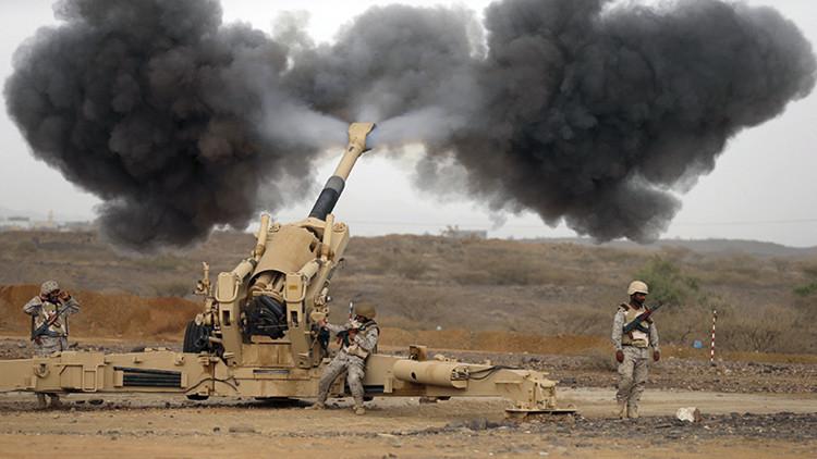 Últimos preparativos: El Ejército de Arabia Saudita, a punto de intervenir en Siria