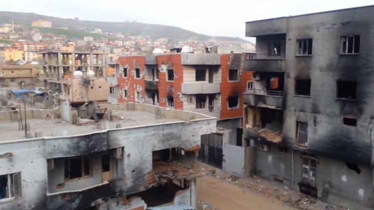 Fuertes imágenes: las escalofriantes consecuencias del infierno antikurdo en Turquía