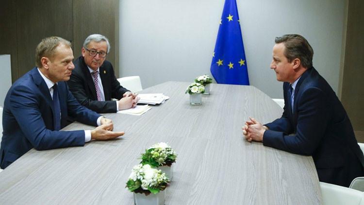 No hay UE sin el Reino Unido: El bloque dice 'Sí' al estatus especial