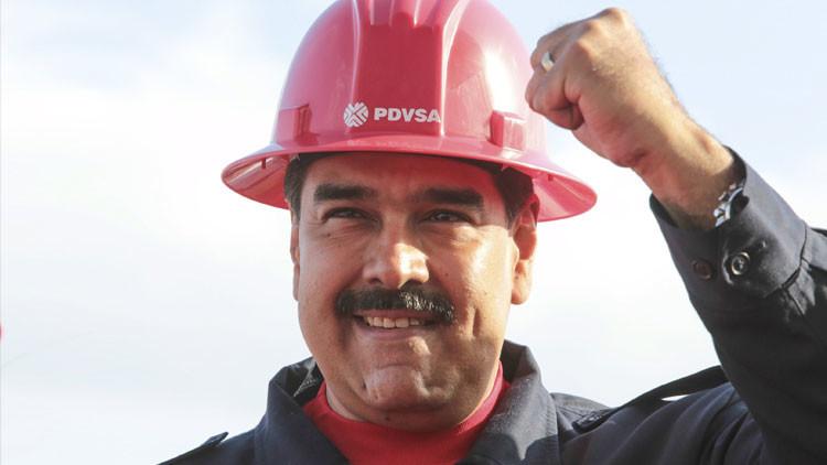 """Maduro: """"Los que producimos el petróleo debemos establecer los precios"""""""