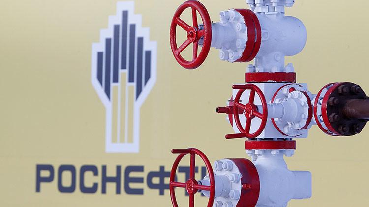 Rosneft invierte 500 millones de dólares en la industria petrolera de Venezuela