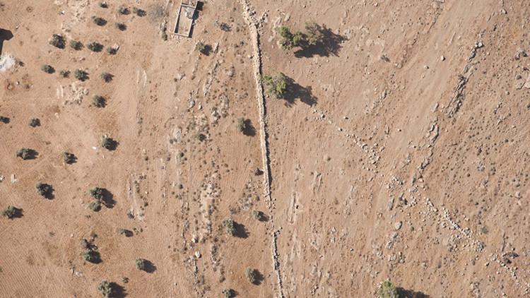 Una muralla kilométrica en Jordania deja perplejos a los arqueólogos