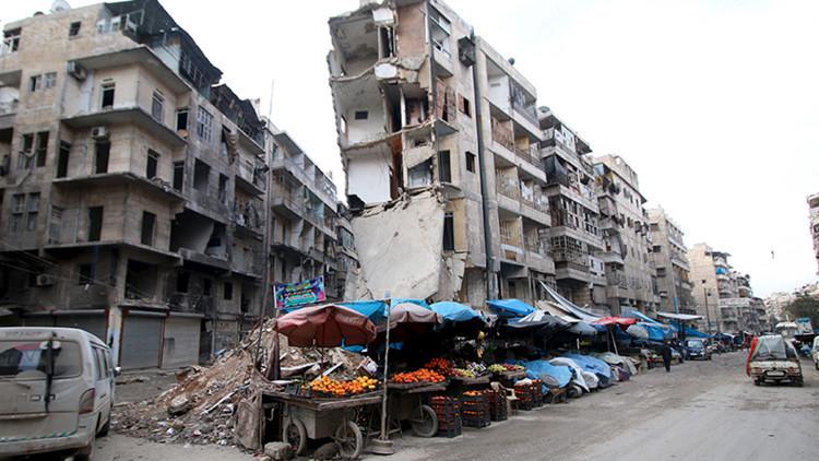 """""""Vergonzoso"""": cómo los medios de EE.UU. difunden mentiras sobre Siria"""