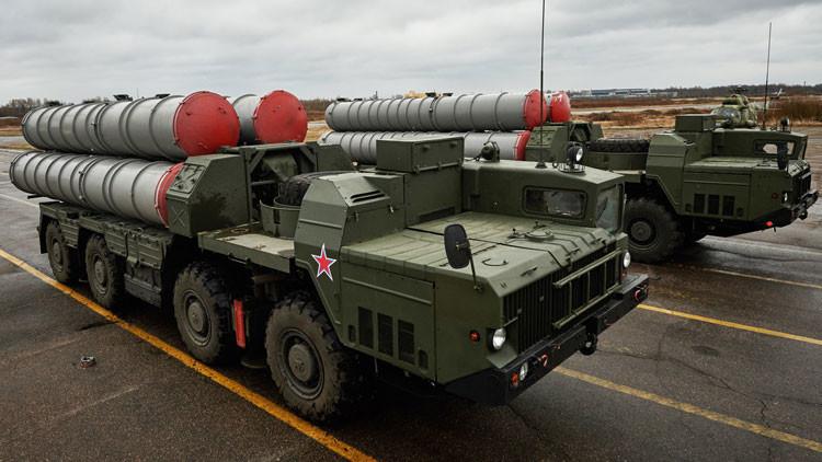 Rogozin: El sistema S-300 es el detector de mentiras para los países agresores