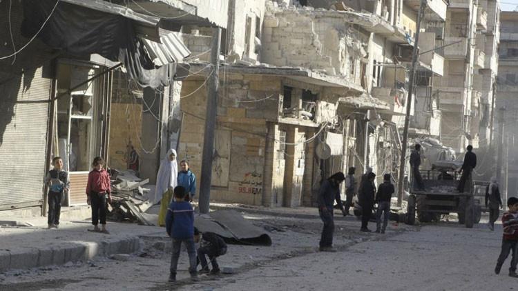 """Al Assad: """"EE.UU. es responsable de las víctimas entre la población civil en Siria"""""""